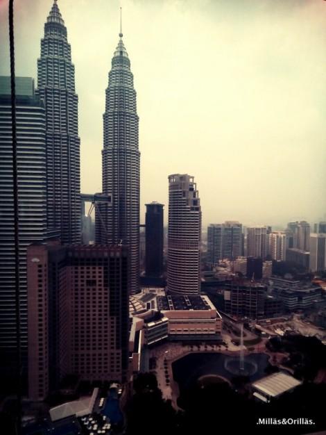 .Milläs&Orilläs. Haze en Kuala Lumpur.